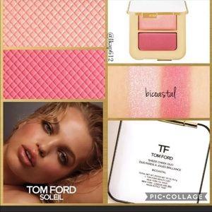 Tom Ford Makeup - Tom Ford Sheer Cheek Duo Bundle NWOT